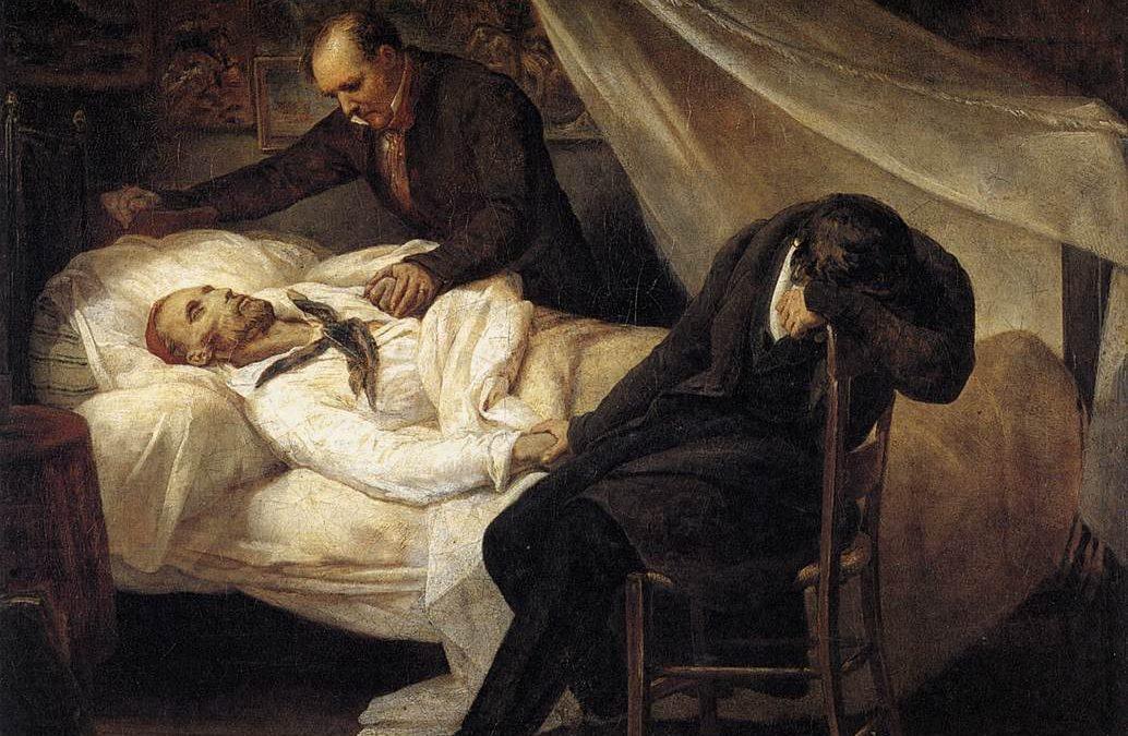 Historique des soins palliatifs