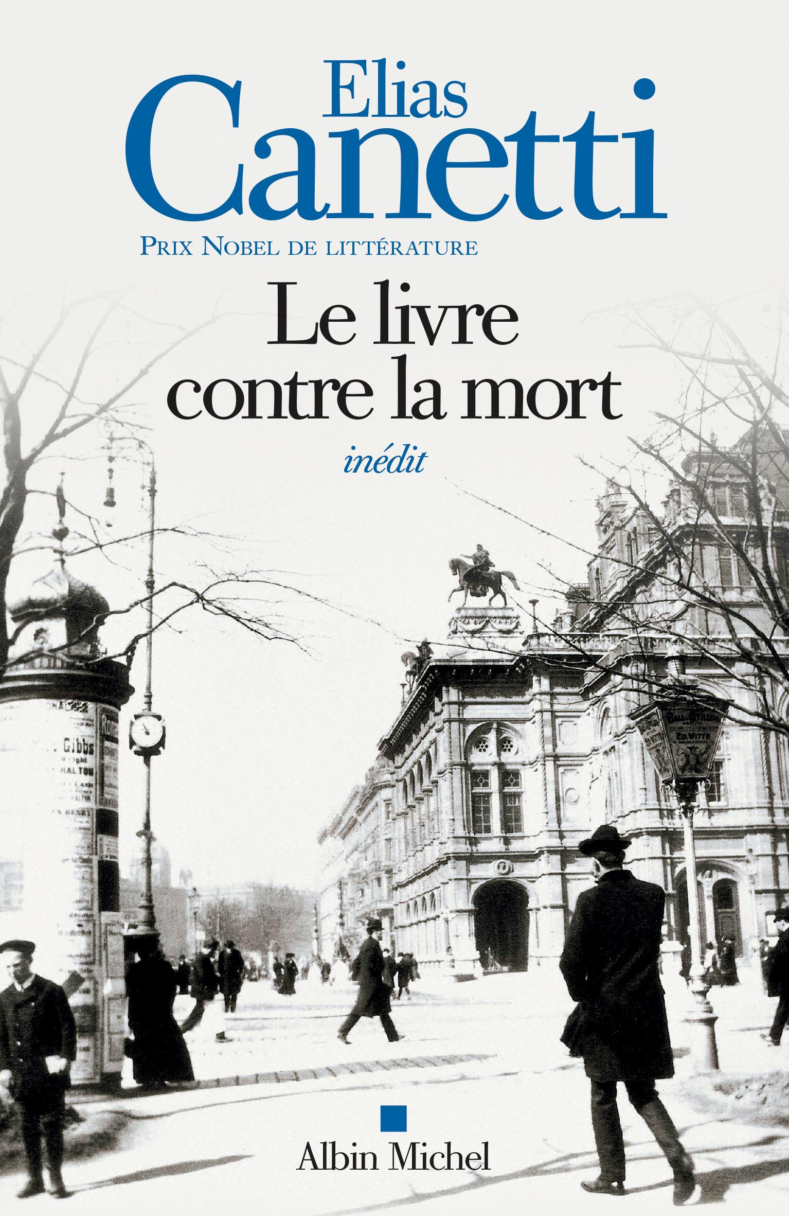 Luc Canetti - Le livre contre la mort