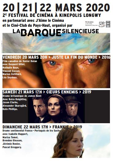 Annulation et report du 2e Festival de Cinéma