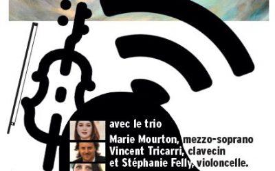 La barque silencieuse organise un concert de musique baroque