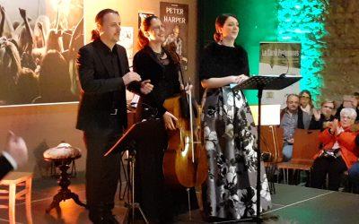 Les photographies du concert de musique baroque à l'espace Jean Ferrat – Longlaville le 02-02-2020